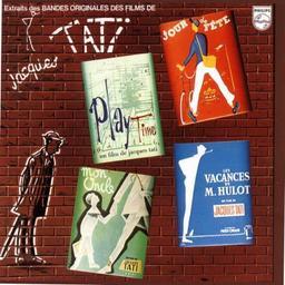 Extraits des bandes originales des films de Jacques Tati | Tati, Jacques (1907-1982)