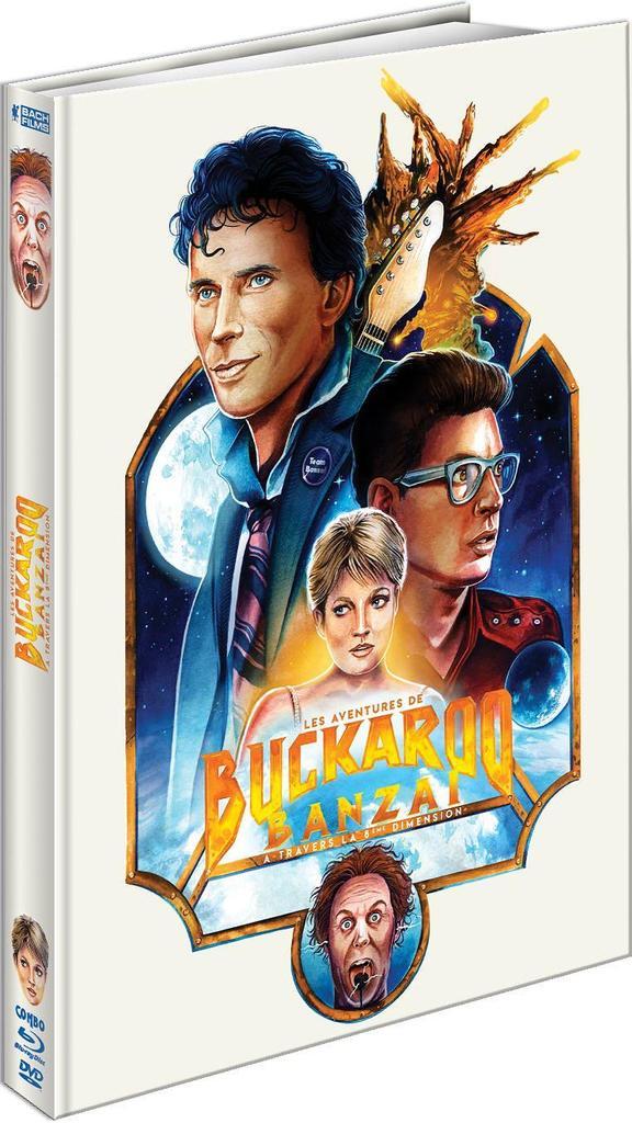 Les aventures de Buckaroo Banzai à travers la 8ème Dimension / W.D. Richter, réal. |