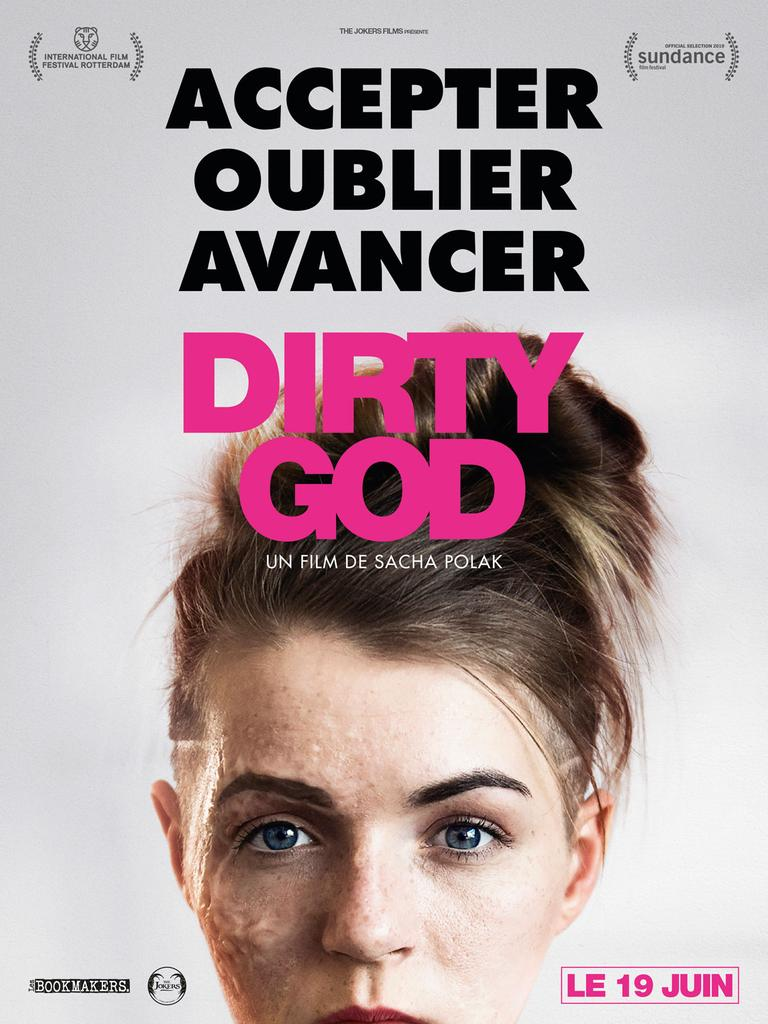 Dirty God / Sacha Polak, réal. |
