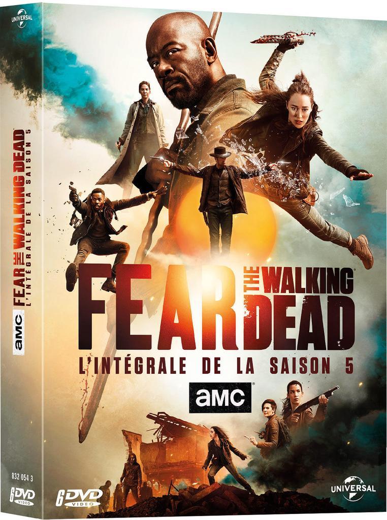 Fear the Walking Dead - Saison 5 / Robert Kirkman, Dave Erickson, idée orig. |