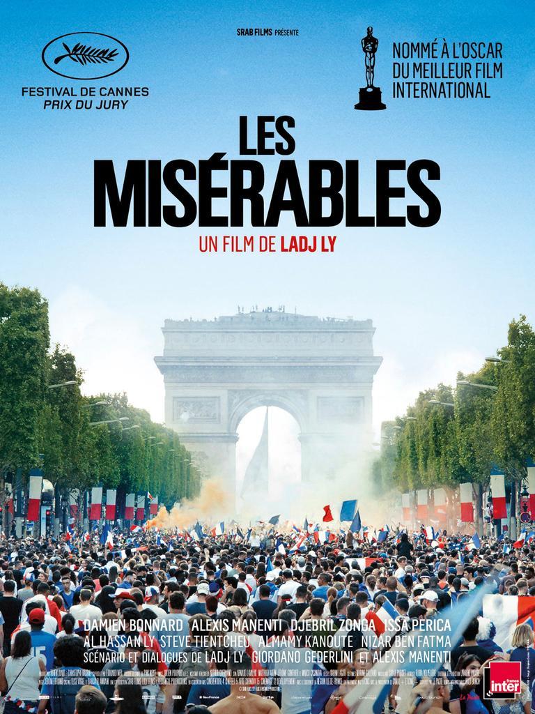 Les Misérables / Ladj Ly, réal. |