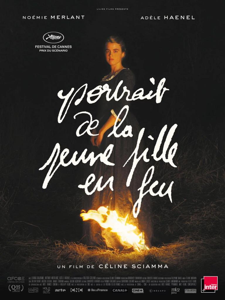 Portrait de la jeune fille en feu / Céline Sciamma, réal.  