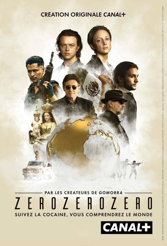 ZeroZeroZero - Saison 1 / Janus Metz, Pablo Trapero, Stefano Sollima, réal.  