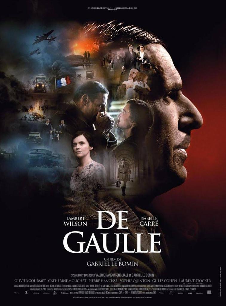 De Gaulle / Gabriel Le Bomin, réal. |