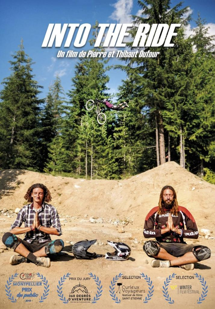 Into the ride / un film de Pierre et Thibaut Dufour |