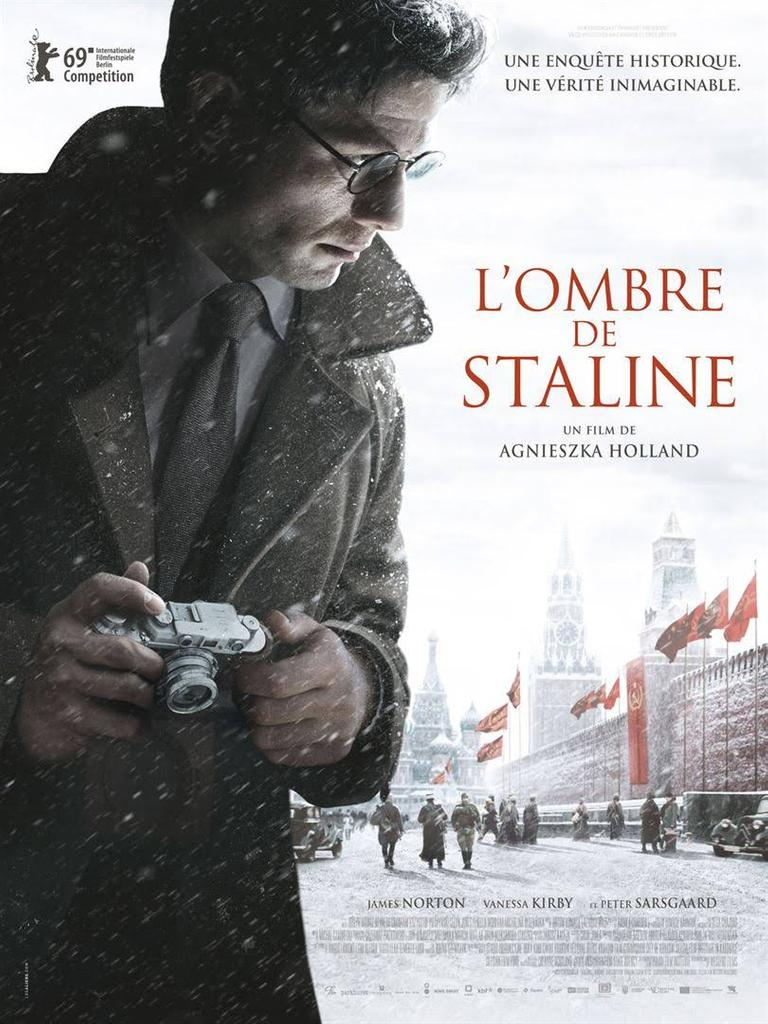 L'Ombre de Staline = Mr. Jones / Agnieszka Holland, réal. |