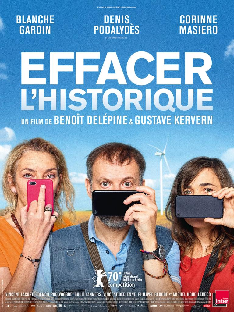Effacer l'historique / Benoît Delépine, Gustave Kervern, réal. |