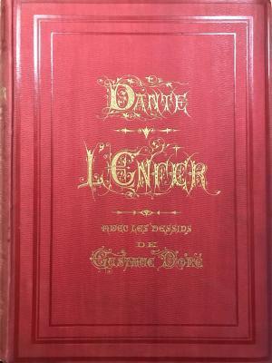 L'enfer / de Dante Alighieri | Dante Alighieri (1265-1321)