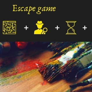 Escape room : Un faux air de faussaire ! |