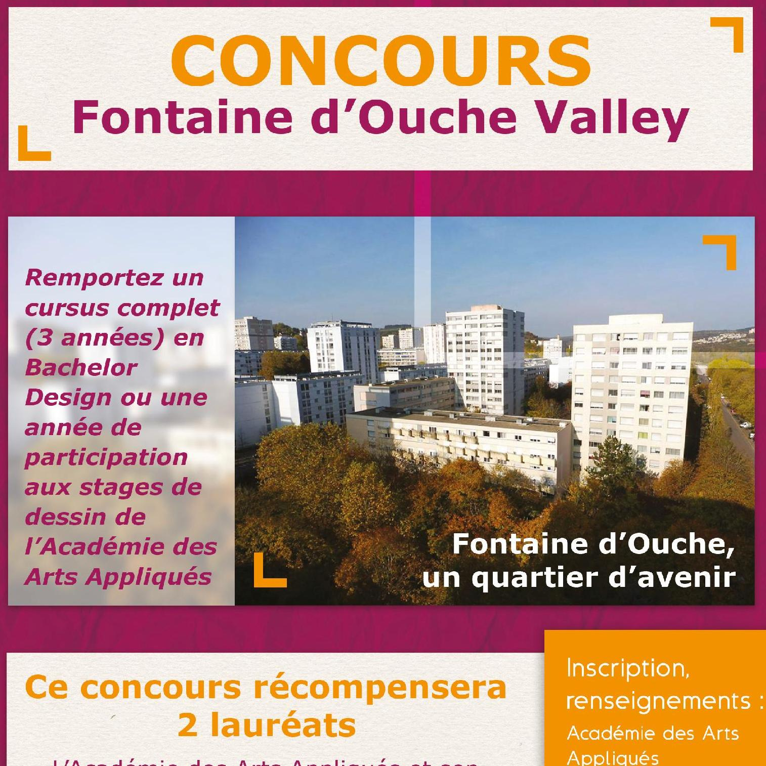 Concours Fontaine d'Ouche Valley |